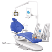 A-DEC 500, стоматологическая установка с верхней подачей инструментов